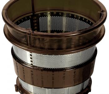 metal filter dark